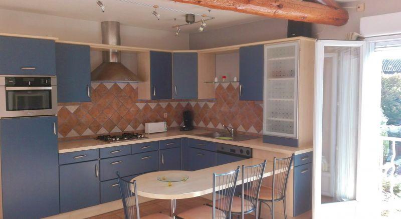 Open-plan kitchen Location Vacation rental 80424 Isle sur la Sorgue