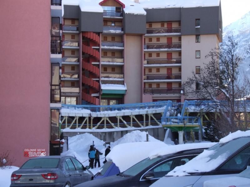 Parking Location Apartment 82894 Briançon
