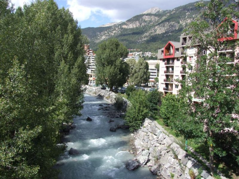 View of the property from outside Location Apartment 82894 Briançon
