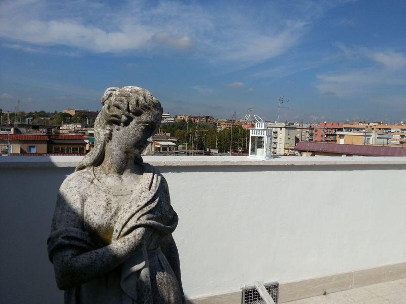Terrace Location Apartment 91428 Rome