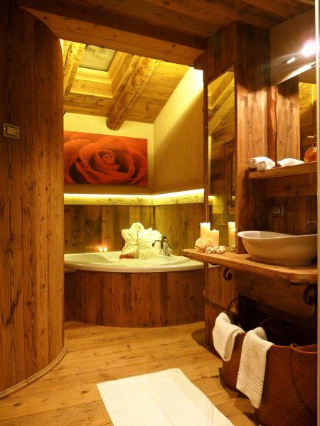 bathroom Location Chalet 93103 Molveno