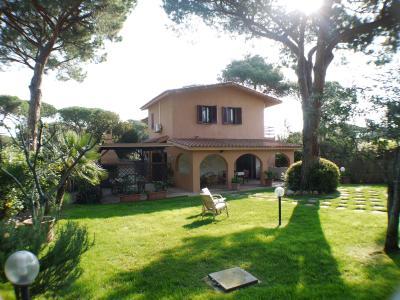 View from the property Location Villa 93476 Santa Margherita di Pula