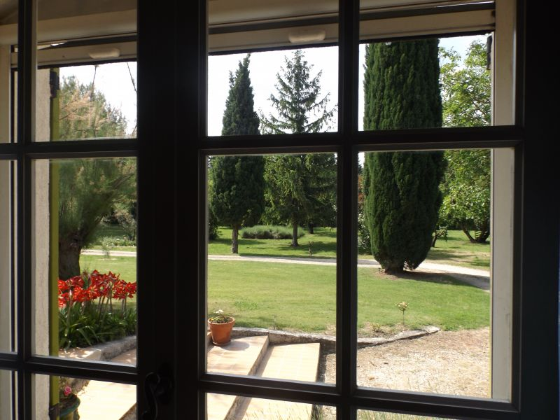View from the property Location Vacation rental 98340 Saint Rémy de Provence