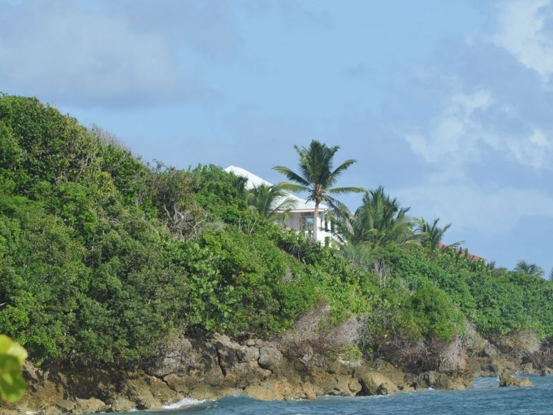 View of the property from outside Location Villa 102539 Saint Francois