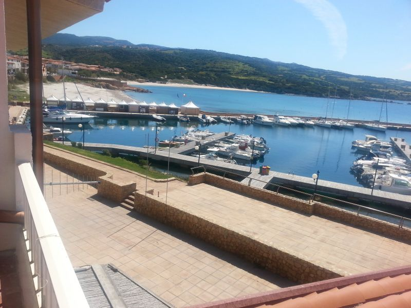 View from the property Location Apartment 102560 Isola Rossa