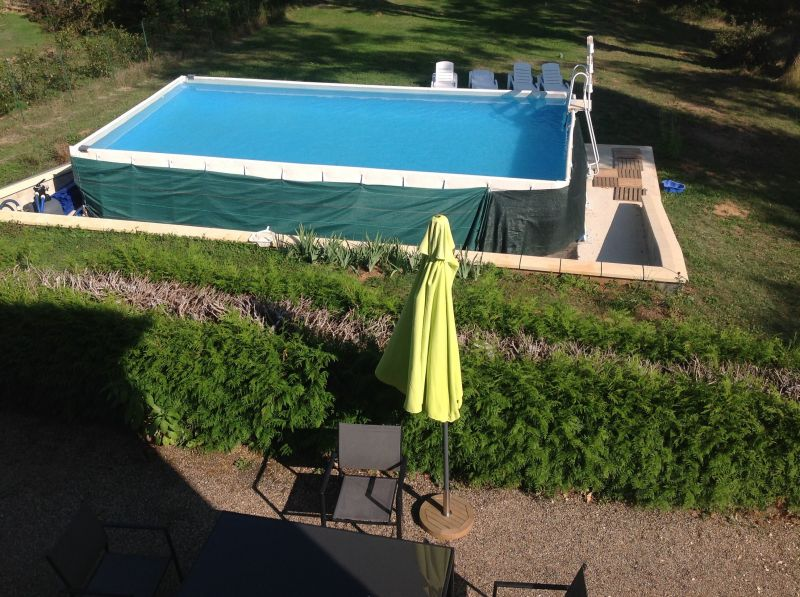Swimming pool Location Vacation rental 108143 Sarlat