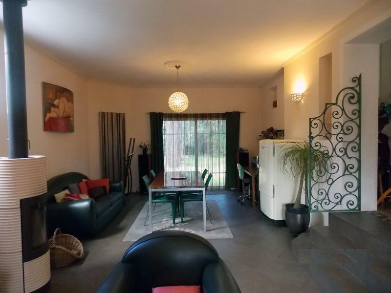 Living room Location Villa 110595 Lanton
