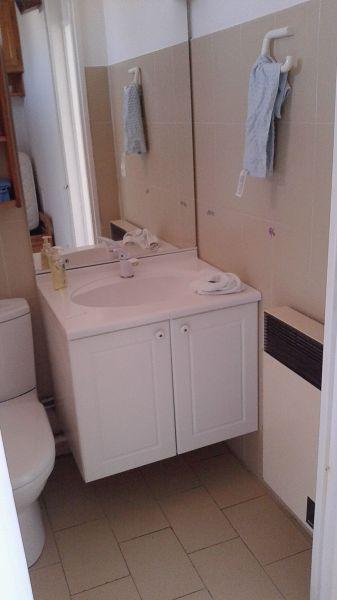 Half bath Location One-room apartment 113321 Saint Cyprien Plage