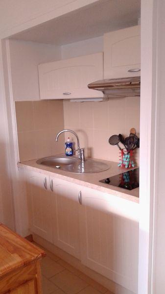 Kitchenette Location One-room apartment 113321 Saint Cyprien Plage