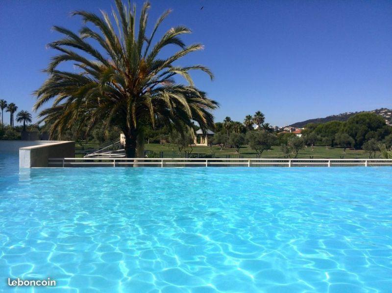 Swimming pool Location Apartment 115401 Juan les Pins
