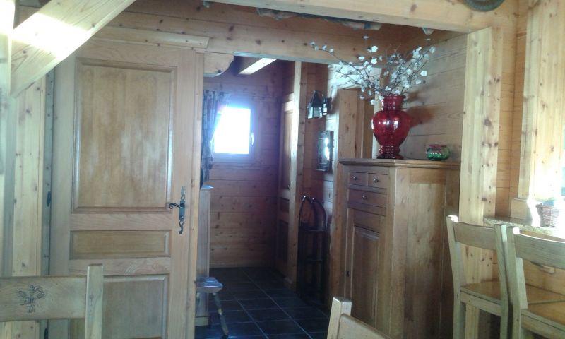 Corridor Location Chalet 117440 La joue du Loup