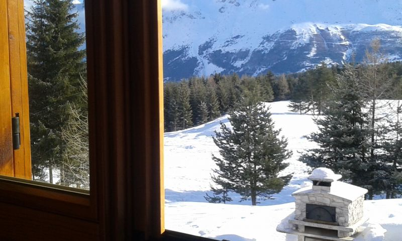 View from the property Location Chalet 117440 La joue du Loup