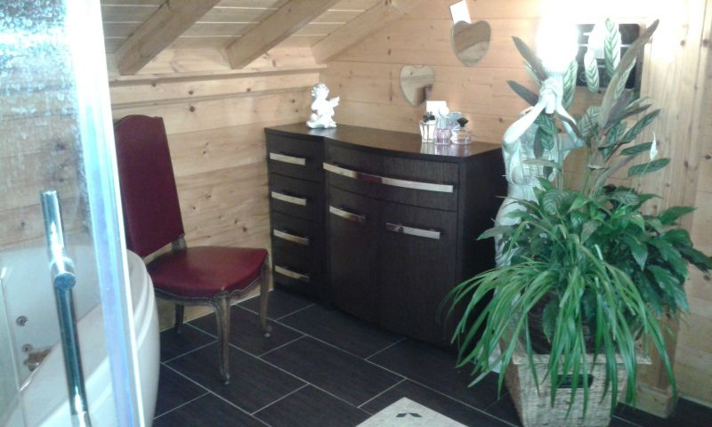bathroom Location Chalet 117440 La joue du Loup