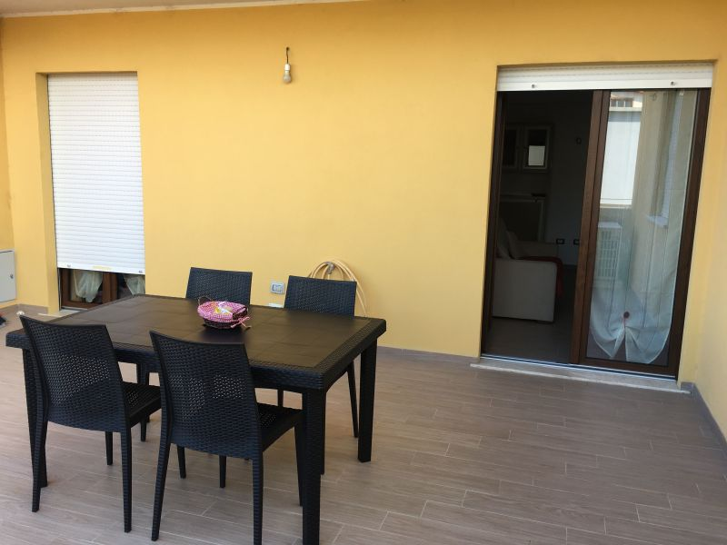 Terrace Location Apartment 64765 Porto Torres
