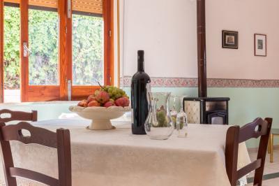 Garden Location Villa 77391 Fontane Bianche