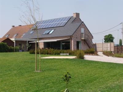 View of the property from outside Location Vacation rental 78556 Kortrijk