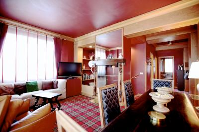 Living room Location Apartment 79276 Tarvisio