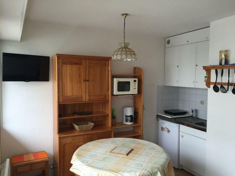 Kitchenette Location One-room apartment 80351 Gourette