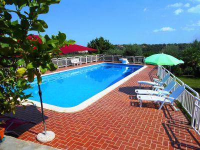 Swimming pool Location Villa 81970 Syracuse