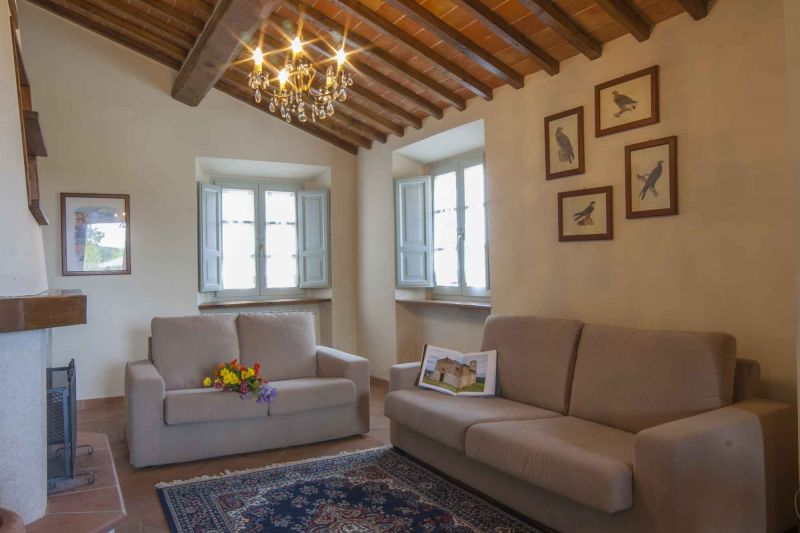 Living room Location Vacation rental 84892 Siena