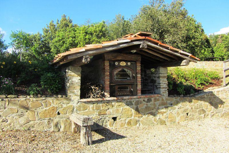 Summer kitchen Location Vacation rental 84892 Siena