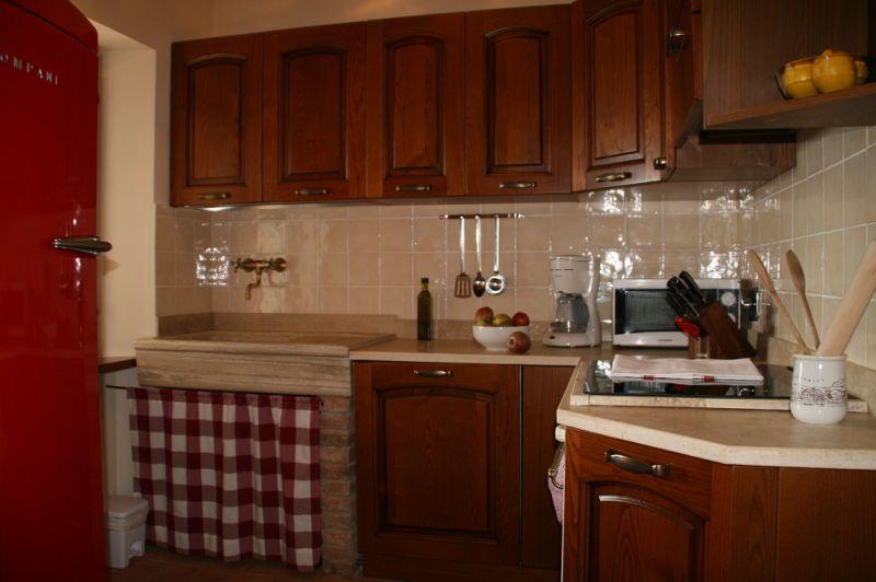 Separate kitchen Location Vacation rental 84892 Siena