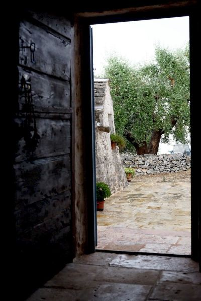 View from the property Location Unusual accommodation 85263 Martina Franca