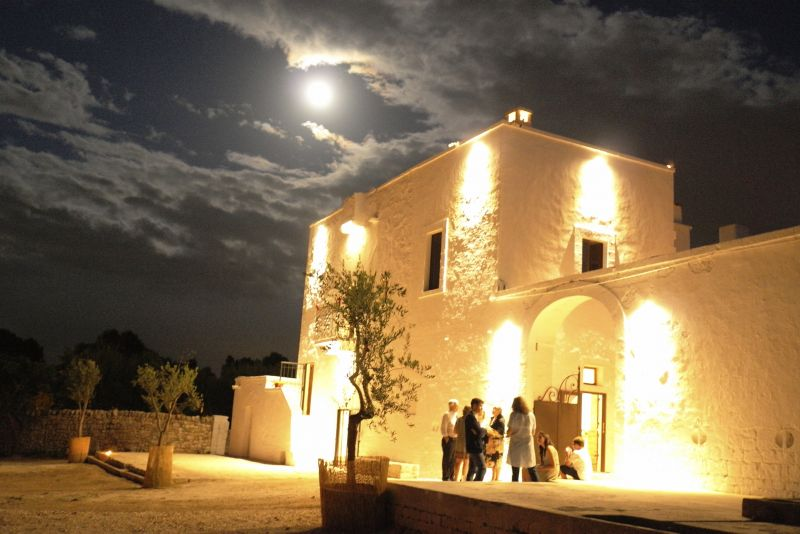 View of the property from outside Location Stately home 89049 Polignano a Mare
