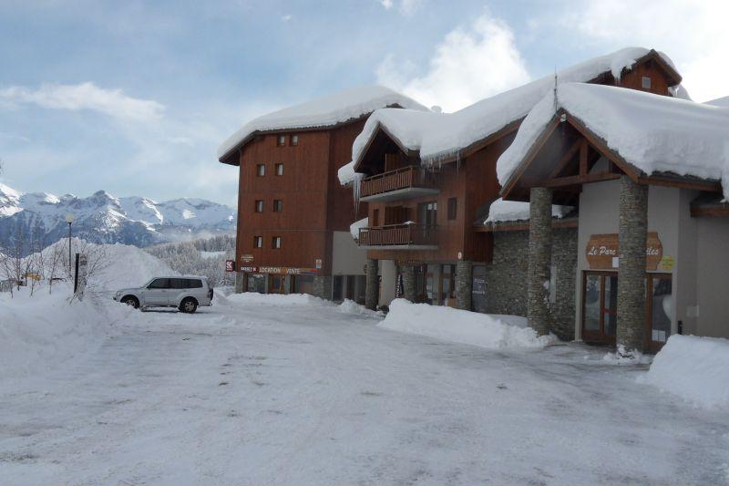Parking Location Apartment 91192 Puy Saint Vincent