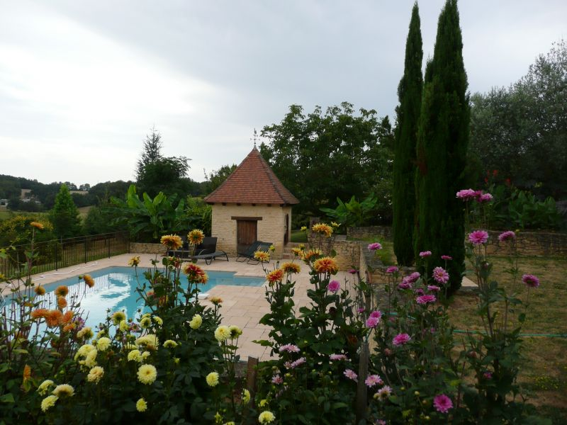 Swimming pool Location Vacation rental 91676 Sarlat