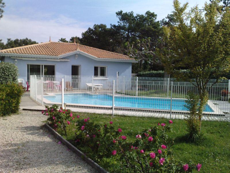 Swimming pool Location Villa 92053 Cap Ferret