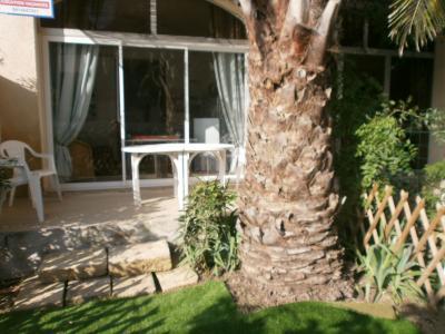 Garden Location One-room apartment 93396 Le Grau du Roi
