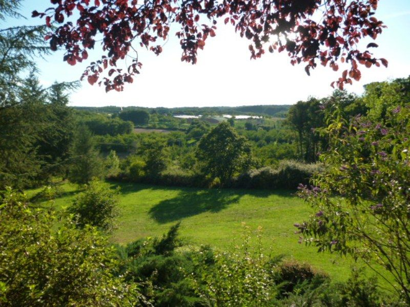View from the terrace Location Vacation rental 98545 Sarlat