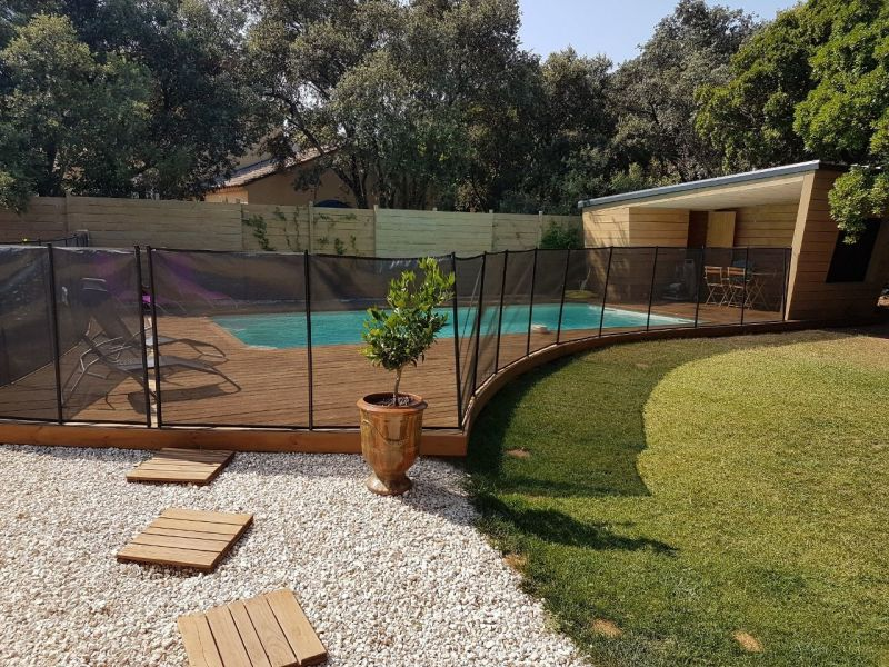 Swimming pool Location Villa 103577 Nîmes