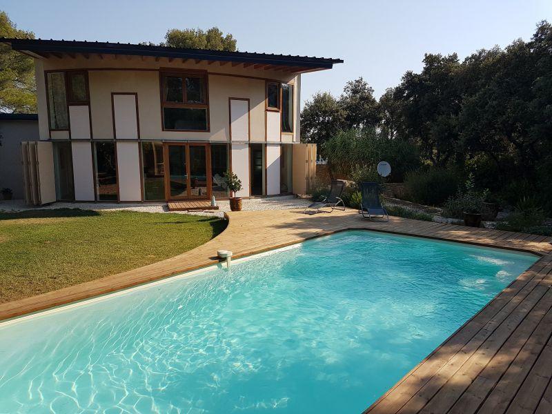 Garden Location Villa 103577 Nîmes