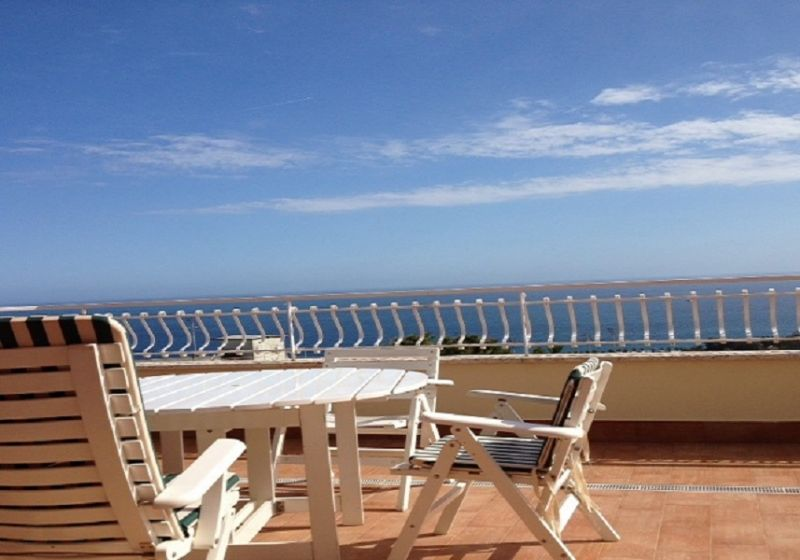 View from the terrace Location Apartment 104498 Sanremo