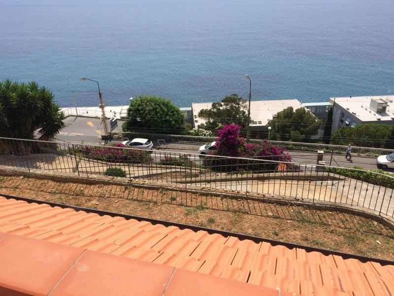 View from the terrace Location Apartment 106557 Sanremo