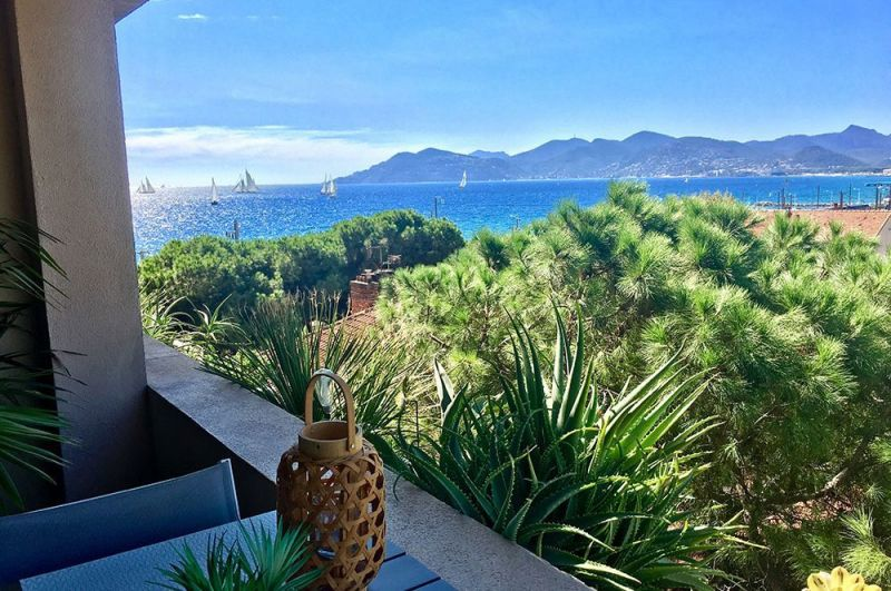 View from the property Location Apartment 107299 Cannes
