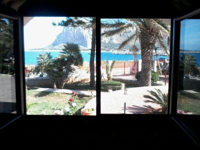 View of the property from outside Location Villa 112450 San Vito lo Capo