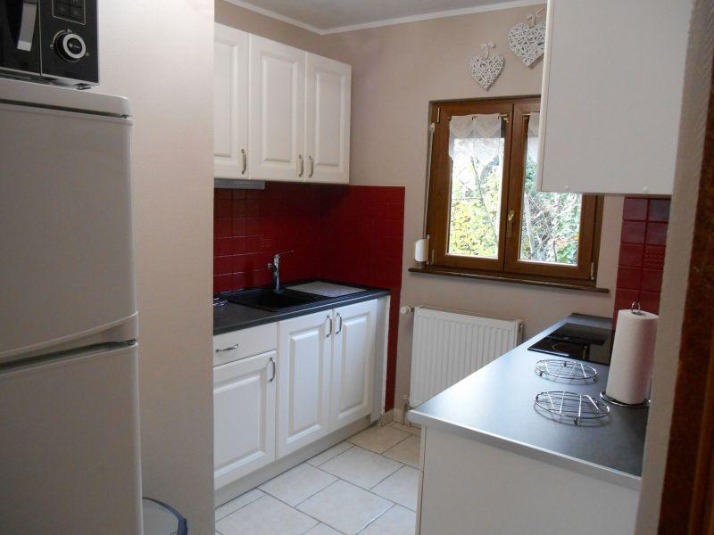 Kitchenette Location Vacation rental 113164 Ribeauvillé