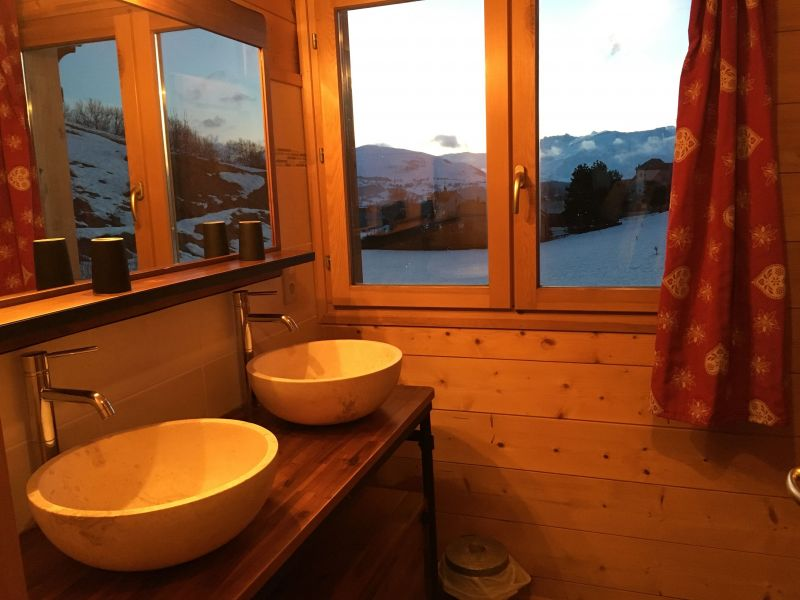 bathroom 2 Location Chalet 116834 Ancelle