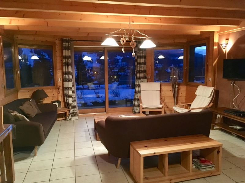 Lounge Location Chalet 116834 Ancelle
