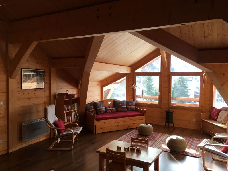 Leisure room Location Chalet 116834 Ancelle