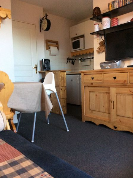 Kitchenette Location Apartment 117520 Risoul 1850