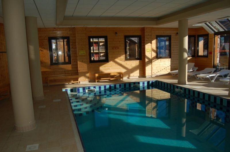 Swimming pool Location Apartment 117520 Risoul 1850