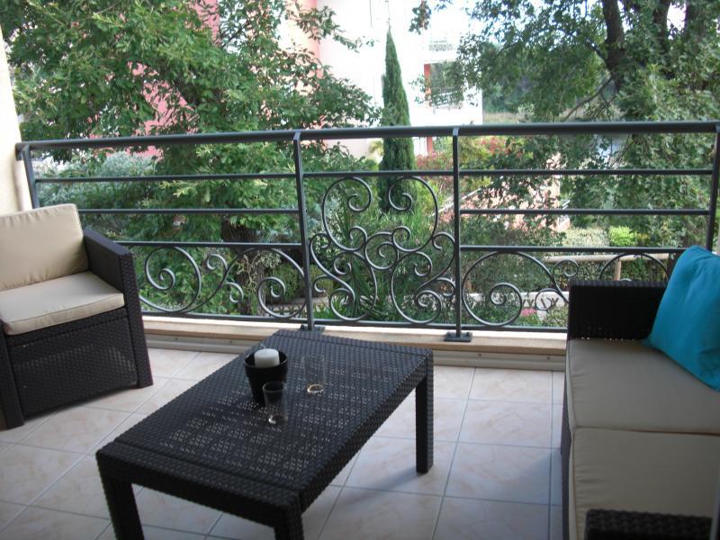 Covered balcony Location Apartment 63966 Fréjus