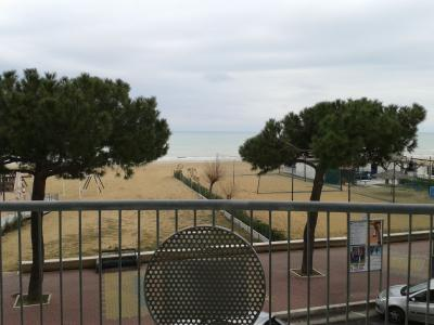 View from the terrace Location Apartment 77104 Silvi Marina