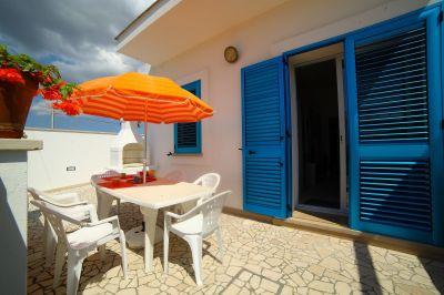 Porch Location Apartment 80037 Ugento - Torre San Giovanni