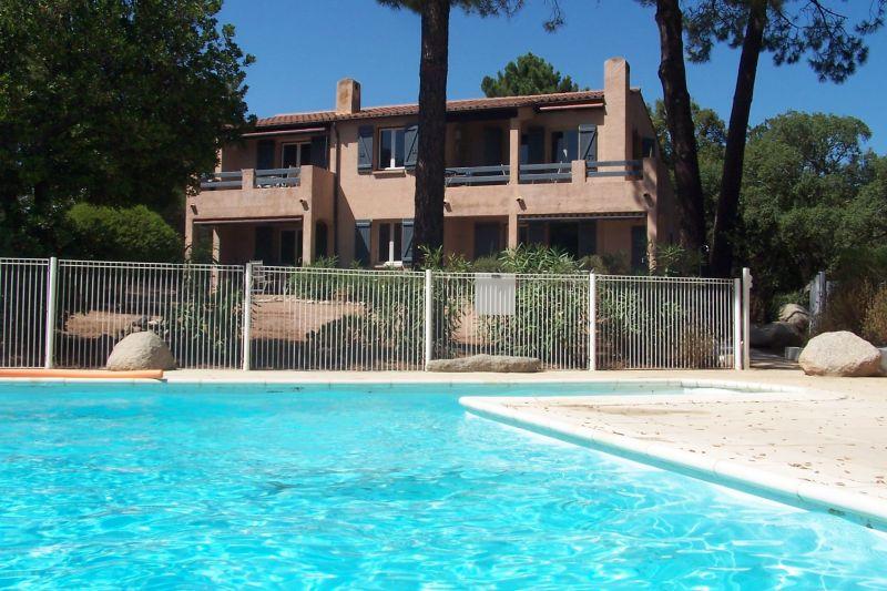 View of the property from outside Location Villa 81700 Porto Vecchio