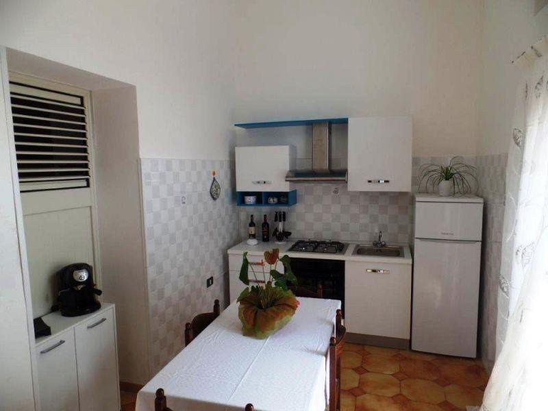 Separate kitchen Location Villa 86623 Lido Marini